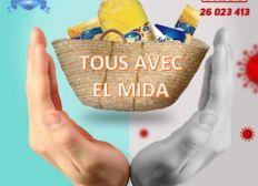 Help El Mida fight Covid 19