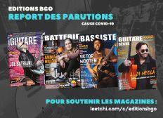 Soutien à la presse musicale spécialisée (Editions BGO)