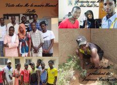 Projet : création bibliothéque au lycée de Sinthiou-Bamambé-Banadji