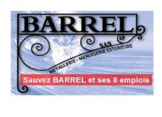 SAUVEZ BARREL ET SES 8 EMPLOIS