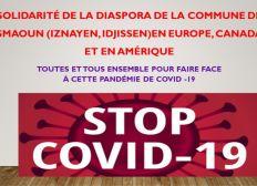 Solidarité Diaspora de la commune de Semaoun en Europe