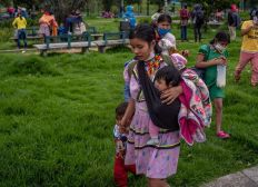 Help Colombian indigenous communities during the COVID-crisis