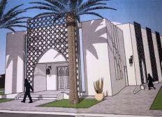 Projet de nouveau Centre Cultuel et Éducatif