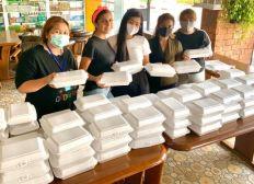 K. James Solidarity - Contre la faim à Phuket