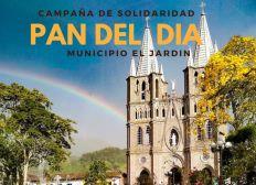 """Campaña de solidaridad """" Pan del dia"""""""