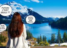 Les aventures de ludi en alaska