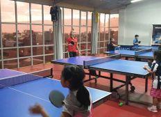 Tischtennis für Kinder in Peru!
