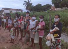 Solidarité pour les habitants de Pipa - Brasil