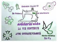 Entraide Covid-19 St Thibéry et Alentours
