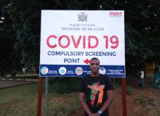 IYAFP Against COVID-19