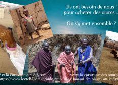 Aide au village Maasai de Olasiti au Kenya