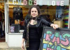 My Birthday fundraiser for Strouds RASMACHAZ Refugee Shop