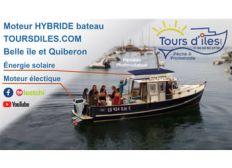 moteur hybride bateau toursdiles