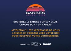 À la rescousse du Barbès Comedy Club : la nouvelle Maison du Stand-up !