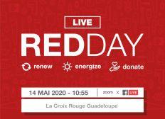 KW pour la Croix Rouge Guadeloupe