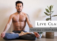 Live Yoga with Marcel