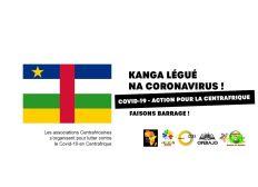 Covid-19 - Action solidaire pour la Centrafrique