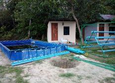 Smart Aquaponic farm / ferme aquaponique autocontrolée