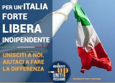 Movimento Uniti Possiamo per un'Italia libera e indipendente