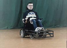 financement pour mon fauteuil de foot