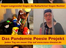"""Fördern Sie das """"Pandemie Poesie Projekt"""""""