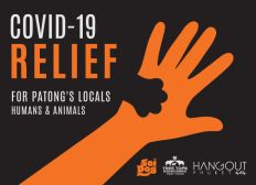 Covid-19 relief for Patong Local's (Human&Animals)