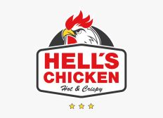 Hell's Chicken HOT & Crispy