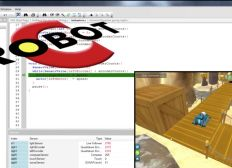 Robotic Virtual World Software für We, RoBITs