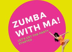 Zumba with MA!