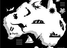 Perth AUSTRALIA March 2021 - 3e EURO anglais Collège de La Montagne
