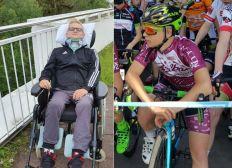 Unterstützung für unser Radsporttalent Angus Klemig
