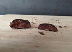 Zuckerfreie gesunde Schokolade & Marzipan . Von der Bohne zur Tafel