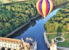 Une montgolfière pour David