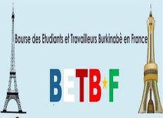 Bourse des Etudiants et Travailleurs Burkinabè en France-BETBF