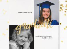 Anaïs' Graduation