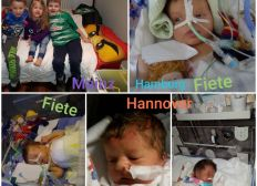 3 Geschwister bitten um Hilfe davon 2 schwerst unheilbar krank