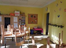 Ein neuer Hortraum für die kleinen Schulstarter