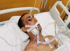 Maroccan man in coma needs your help