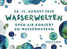 """Unterstützt das Wassermuseum! Spenden für das Klangkonzert """"Wasserwelten"""" im Nordschwarzwald."""