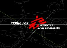 Riding for MSF