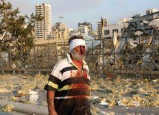 Aide humanitaire au Liban