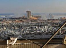 Soutien au peuple Libanais !