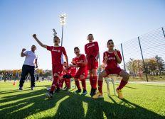 Wir unterstützen die Fußball- Jugend des SSV Wald / Roßbach e.V.