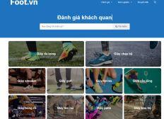 Foot.vn - Review giày, dánh giá giày & So sánh giày