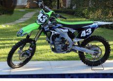 Motocross Maschiene für die Jugend