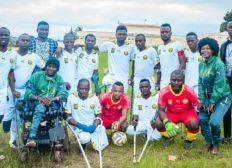 Cameroon Amputee Football