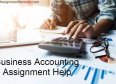 Business Accounting Assignments