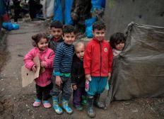 Hilfe für die Kinder von Moria