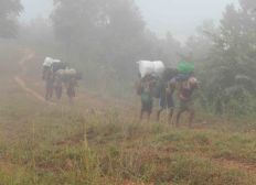 Soutien à Nepal Yetiraj, ses guides, cuisiniers et porteurs