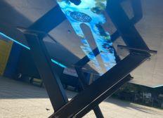 Viking table für die Kinderkrebshilfe Kiel